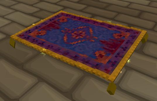 майнкрафт моды на 1 5 2 ковры