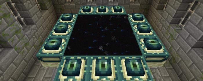 Minecraft как сделать телепорт фото 546