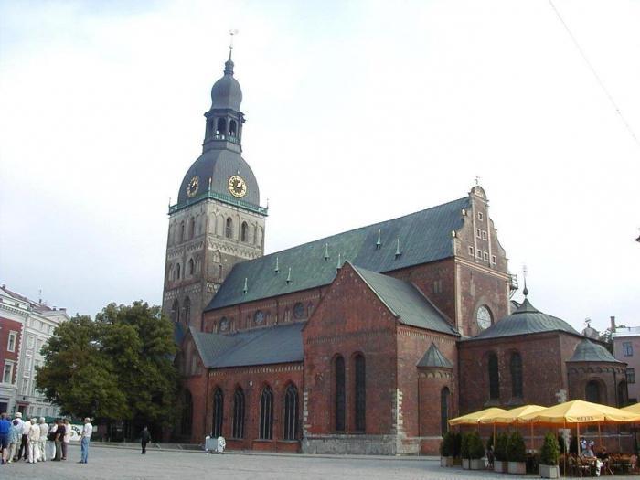 домский собор в риге