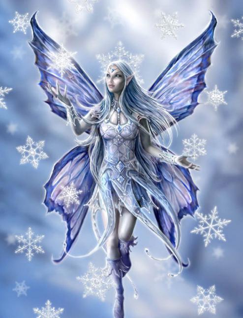 крылья феи
