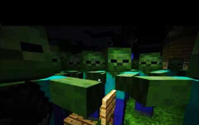 Зомби Апокалипсис Майнкрафт Игра Скачать - фото 11
