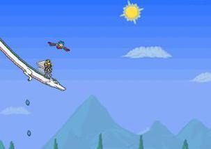 как сделать крылья любые в игре terraria на андроид
