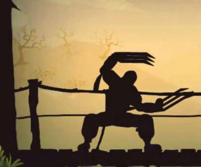 shadow fight 0 постижение рыси