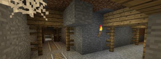 """Игра """"Заброшенные шахты"""". Заброшенные шахты в Minecraft"""