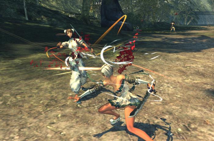 Blade and Soul: прохождение игры