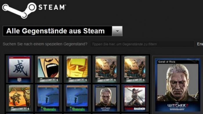 коллекционные карточки steam как получить
