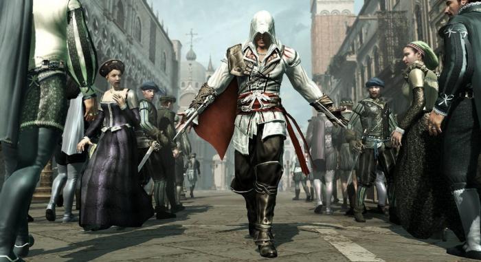 assassins creed какая часть лучше