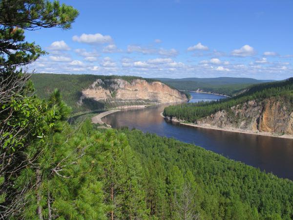 Внутренние воды Восточной Сибири