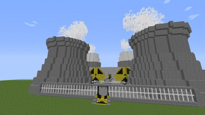 ядерный реактор, схема