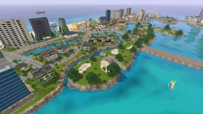 Скачать симс 3 программа создание города