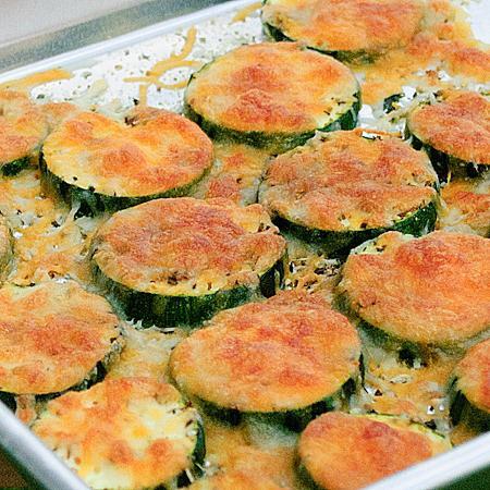 как запекать кабачки в духовке рецепты с сыром