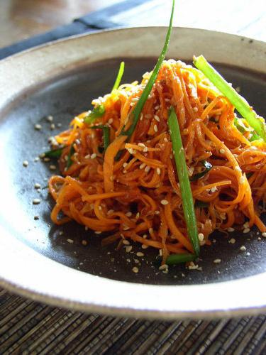 приправа для корейской моркови