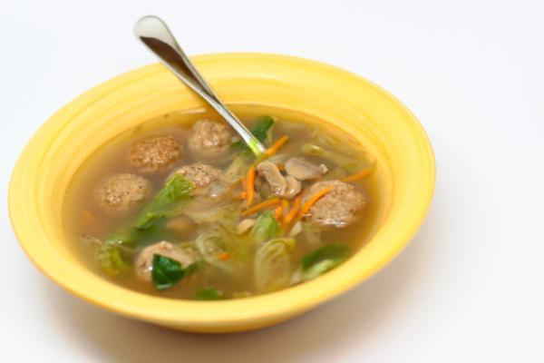 рецепт фрикаделек для супа без мяса