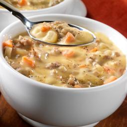 Сырный суп из плавленного сыра рецепт хохланд