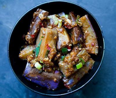баклажаны в соусе по китайски