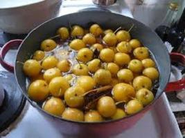 рецепт моченых яблок антоновка