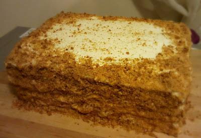 торт чудо рецепт с фото