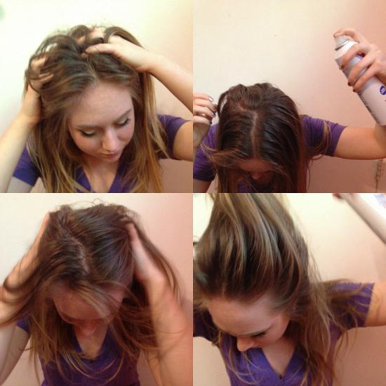 Как сделать сухой шампунь для волос 227