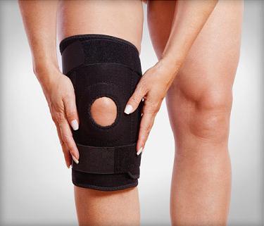 Лечение разрыва связок коленного сустава