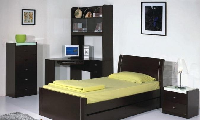 односпальные кровати фото