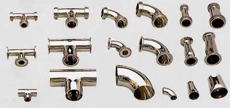 фитинги для стальных труб резьбовые