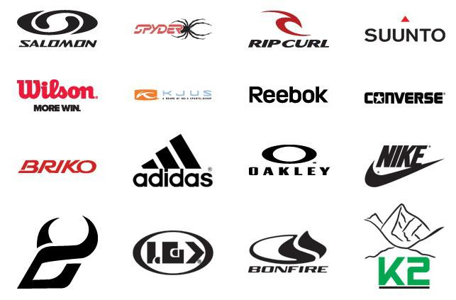 Логотипы Брендовой Одежды