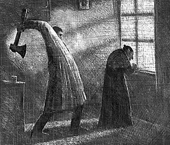 Теория раскольникова в романе преступление и наказание в какой главе
