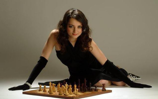 шахматистка александра костенюк