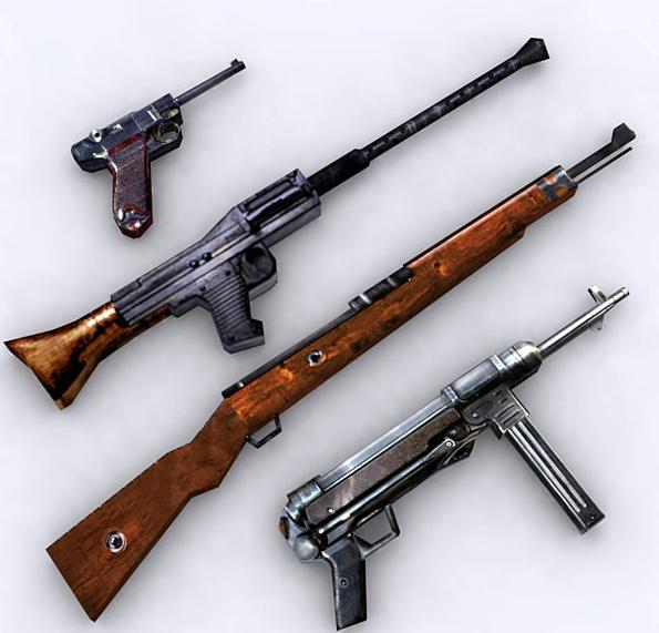 лучшее стрелковое оружие второй мировой войны смотря это