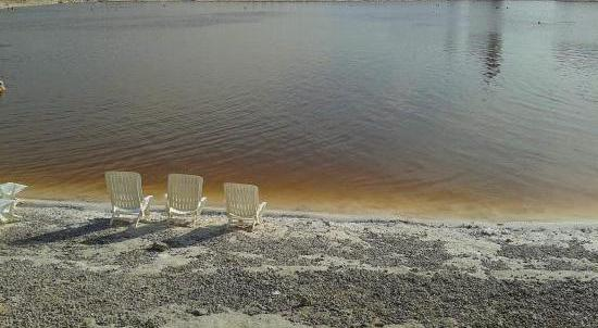мертвые озера самое интересное