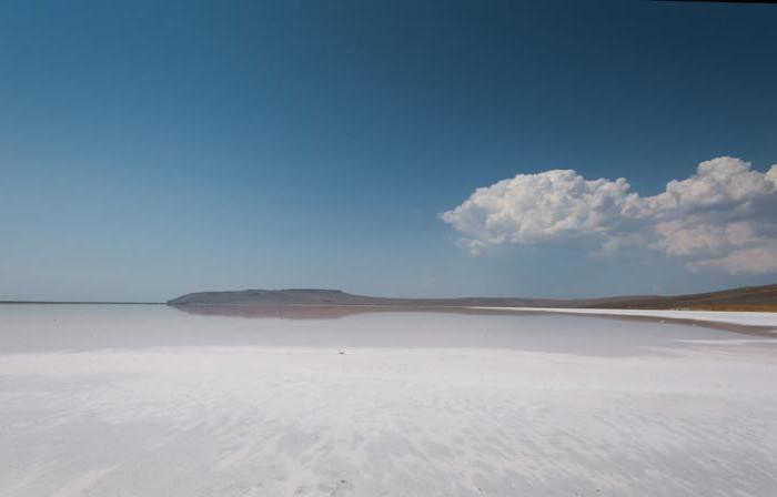 мертвые озера