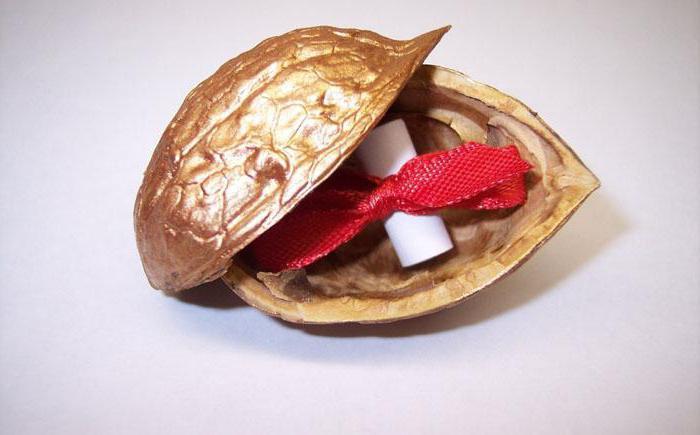 предсказания для орешков на новый год