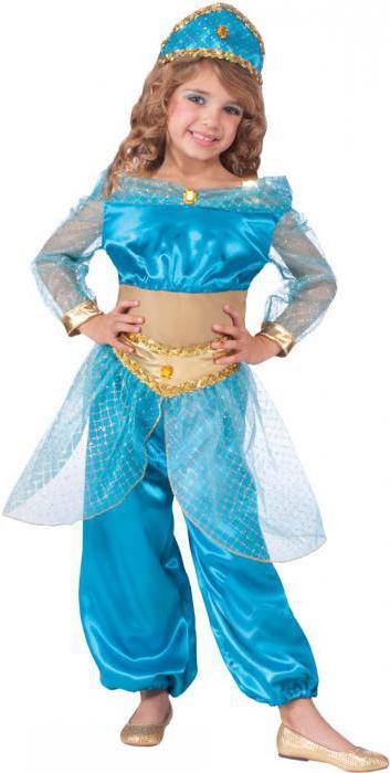костюм восточная красавица детский Mосква