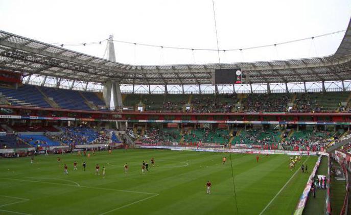 стадион в Черкизово как добраться