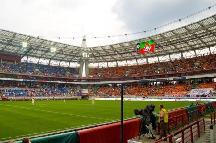стадион «Локомотив» Черкизово