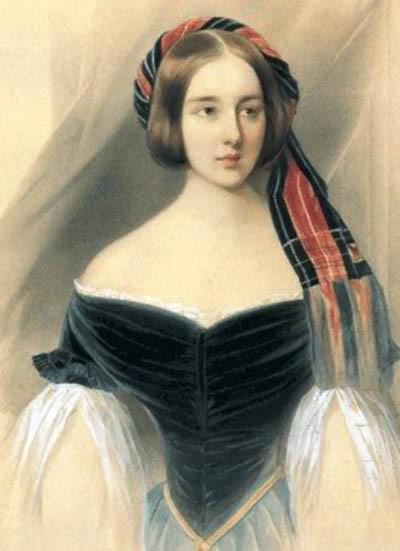 история знакомства пушкина и гончаровой