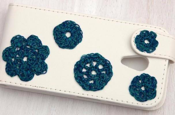 украсить силиконовый чехол для телефона своими руками