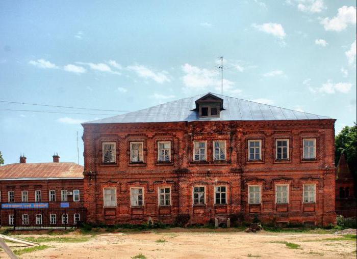 достопримечательности города Егорьевска