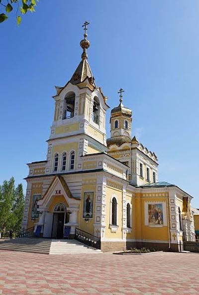 Достопримечательности города Уссурийск