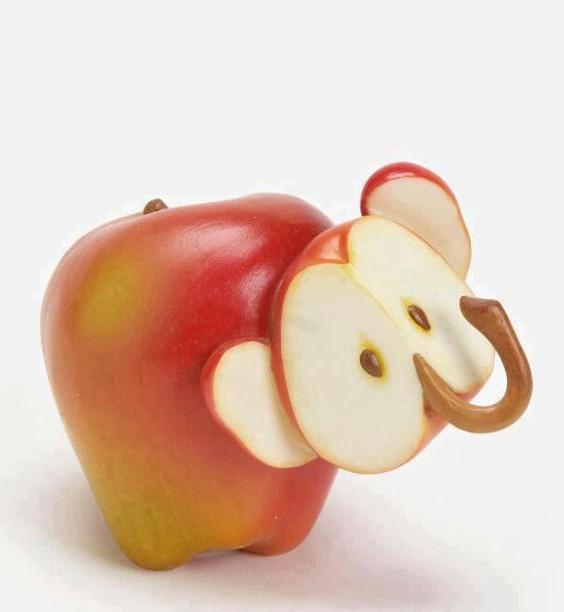 весенние овощные фруктовые поделки своими руками для