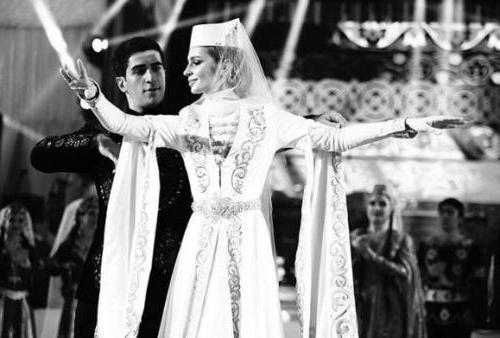 Свадебные армянские традиции и обычаи