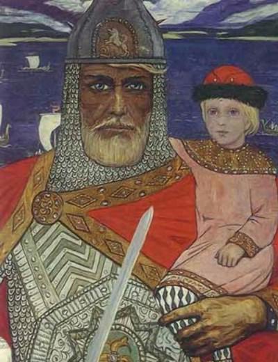 последствия похода князя Олега на Киев