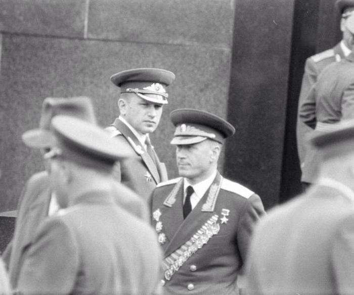 первый председатель КГБ Иван Серов