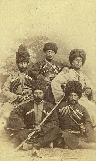чеченский народный костюм история