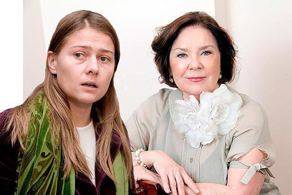 Мария Миронова и Мария Голубкина биографии и интересные факты
