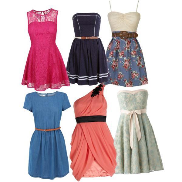 летние ткани для платья