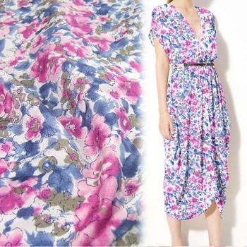 Ткани для летнего платья с фото