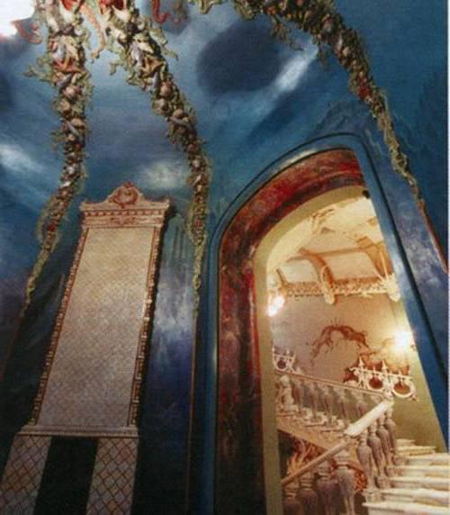 Дом с химерами в Киеве экскурсии