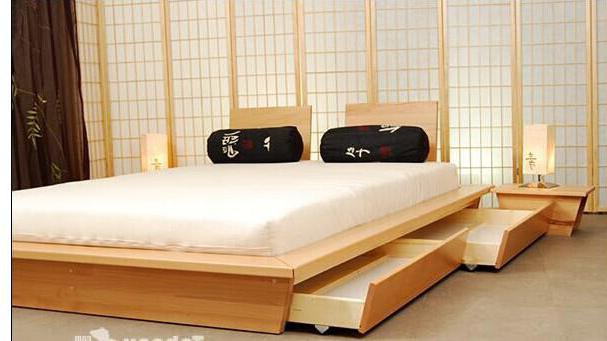 кровати татами с подъемным механизмом