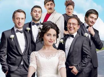 армянские комедии на армянском языке